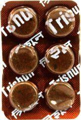 Trishun (Тришун) - популярное аюрведическое средство, 6 таблеток - фото 6419