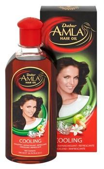 Охлаждающее масло для волос Dabur Amla - фото 6529