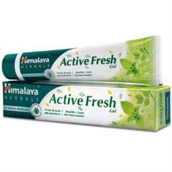 Аюрведический зубной гель Himalaya Active Fresh - фото 6632