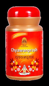 Чаванпраш с жемчугом Raj Ayurveda - фото 6645