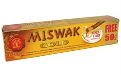 Индийская зубная паста Dabur Miswak Gold - фото 6665