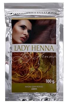 """Маска для волос """"Амла"""" (сухой порошок амлы, 100гр) - фото 6806"""