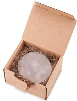 Дезодорант-кристалл Алунит в подарочной эко-коробочке - фото 6823