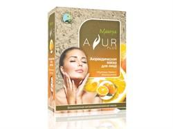 """Аюрведическая витаминизированная маска для лица """"Мултани глина с Апельсином"""" - фото 6935"""
