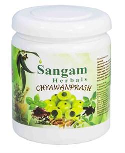 Чаванпраш Sangam Herbals - аюрведический элексир бодрости и здоровья - фото 6970