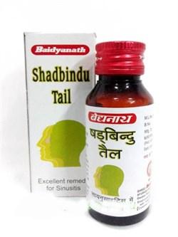 Shadbindu Tail (Шадбинду масло), 50мл - фото 7039