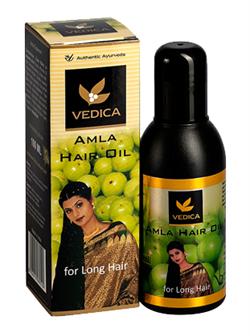 """Масло """"Амла"""" - аюрведическая формула для восстановления и укрепления волос - фото 7041"""
