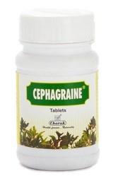 Cephagraine (Цефагрейн) - аюрведическое болеутоляющее средство при мигренях - фото 7086