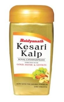 Kesari Kalp Royal Chawanprash - королевский чаванпраш обогащённый золотом, серебром и шафраном - фото 7118