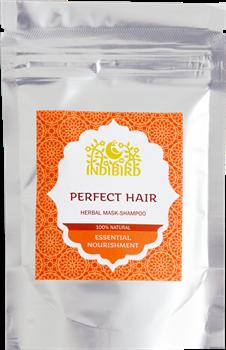 """Травяная шампунь-маска для волос """"Perfect Hair"""" - фото 7160"""