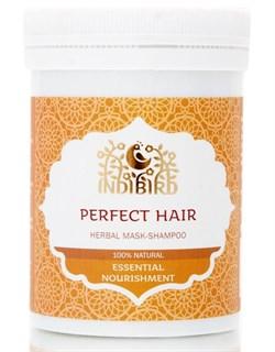 "Травяной шампунь-маска для волос ""Perfect Hair"" - фото 7187"