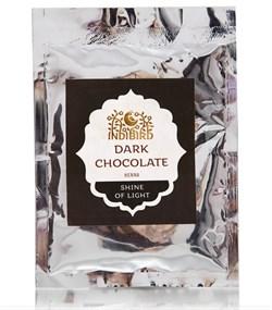 """Натуральная краска для волос на основе хны """"Тёмный шоколад"""" - фото 7198"""
