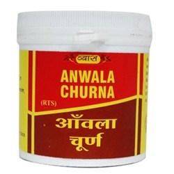 Амла чурна Вьяс (Anwala churna Vyas), 100гр - фото 7231