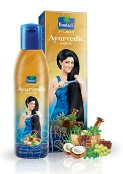 Ayurvedic Hair Oil Advanced - аюрведическое масло, обогащённое экстрактами амлы и шамбалы - фото 7235