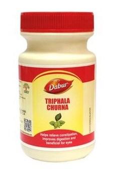 Trifala churna Dabur (Трифала чурна  Дабур) - фото 7246