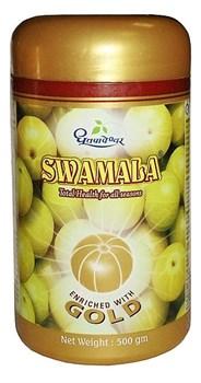 Чаванпраш Свамала Голд, 500гр - фото 7261