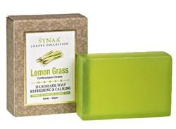 Натуральное мыло ручной работы Лемонграсс (Lemon Grass) - фото 7312