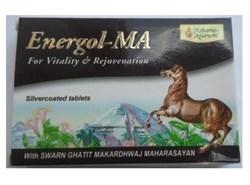 Energol-MA (Энергол Махариши) - уникальное негормональное омолаживающее средство - фото 7341