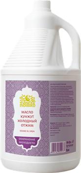 Кунжутное масло холодного отжима (5 литров) - фото 7354