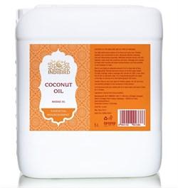 Кокосовое масло холодного отжима, 5л - фото 7358