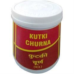 Kutaki (kutki) churna (Катука, Кутки) - тоник для печени, селезёнки, кишечника и других органов, контролируемых Питтой - фото 7376