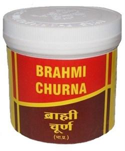 Brahmi churna (Брами чурна) - тоник клеток мозга, поддержка ЦНС - фото 7394