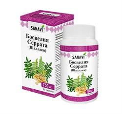 Босвелия (Шаллаки) - для здоровья суставов и эластичности сосудов - фото 7495