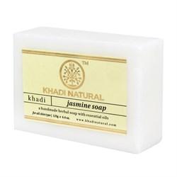 Глицериновое мыло ручной работы KHADI с жасмином - фото 7523