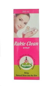Rakte clean (растительный сироп) - очищает кровь, выводит токсины - фото 7574