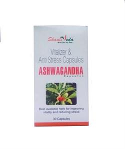 Ashwagandha (Ашвагандха) в капсулах - фото 7578
