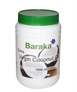 Кокосовое масло нерафинированное extra virgin, 1000мл - фото 7585