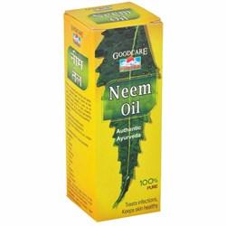 Neem oil (масло Ним) - для здоровья кожи - фото 7593