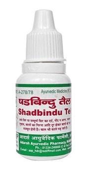 Shadbindu Tail (Шадбинду масло), 30мл - фото 7641