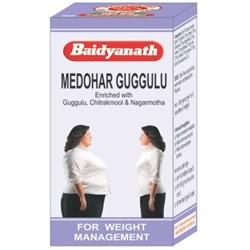 Medohar guggulu (медохар гуггул) - нормализация веса, похудение - фото 7764