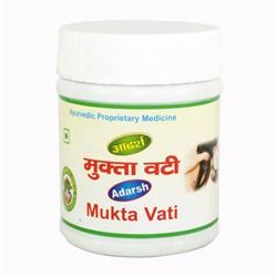 Mukta Vati (Мукта вати) - нормализует давление, работу почек, тонизирует мозг - фото 7804