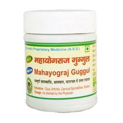 Mahayograj Guggul Adarsh, полная формула - фото 7805