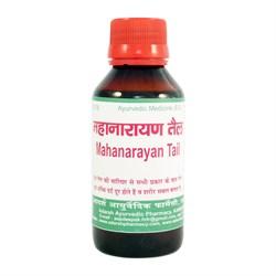 Mahanarayan Tail Adarsh 100 мл - омолаживающее, тонизирующее масло, афродизиак - фото 7812