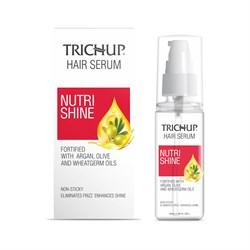 Сыворотка для сияния волос Trichup Nutri Shine Hair Serum, 50 мл - фото 8063