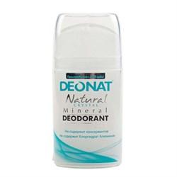 Чистый дезодорант кристалл (выдвигающийся), 100 гр - фото 8150