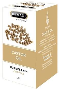 Касторовое масло индийское Hemani, 30 мл - фото 8212