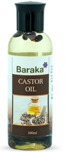 Касторовое масло Baraka, 100 мл - фото 8306