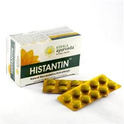 Histantin (Гистантин) Kerala Ayurveda - от всех видов аллергии, 10 таб - фото 8359