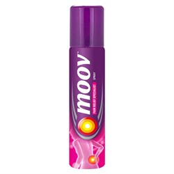 MOOV Spray (Мув спрей) - аюрведический спрей от боли в мышцах и суставах - фото 8386