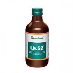 Liv.52 Syrop (Лив 52 Сироп) - растительный гепатопротектор для здоровья печени - фото 8392