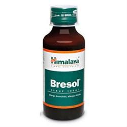 Bresol Syrop (Бресол сироп) - свободное дыхание, здоровые лёгкие и бронхи, обладает муколитическим действием - фото 8397