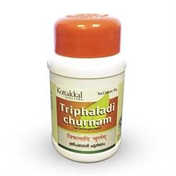 Triphaladi Churnam (Трифалади чурнам) - очищает жкт, кровь, восстанавливает пищеварение - фото 8401