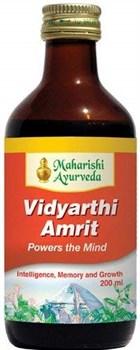 Vidyarthi Amrit (Видьярт Амрит) - тоник для мозга и нервной системы, улучшает память - фото 8402