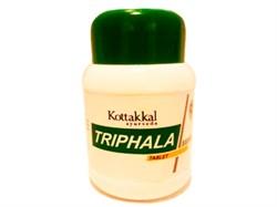 Triphala tablets (Трифала таблетки), 60 таб. по 2500мг - фото 8406