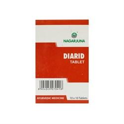 Diarid (Диарид) - для лечения сахарного диабета и связанных с ним осложнений - фото 8419