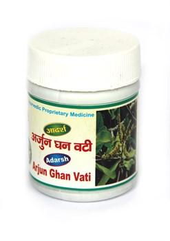 Arjun Ghan Adarsh (Арджун Гхан) - растительный, аюрведический сердечный тоник - фото 8499
